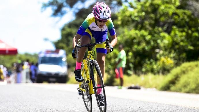 Vitória: exemplo de espírito esportivo. Foto: William Lucas/COB