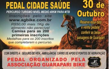 Para os amantes de aventura: Pedal Cidade Saúde vêm aí!