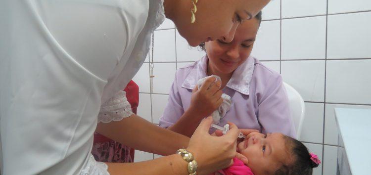 Campanha para atualizar vacinação de crianças e adolescentes em Alfredo Chaves