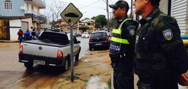 Confusão e boca de urna marcam a manhã de votação na região norte de Guarapari