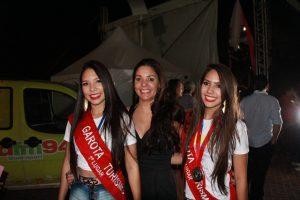 As vencedoras do Garota Turismo.