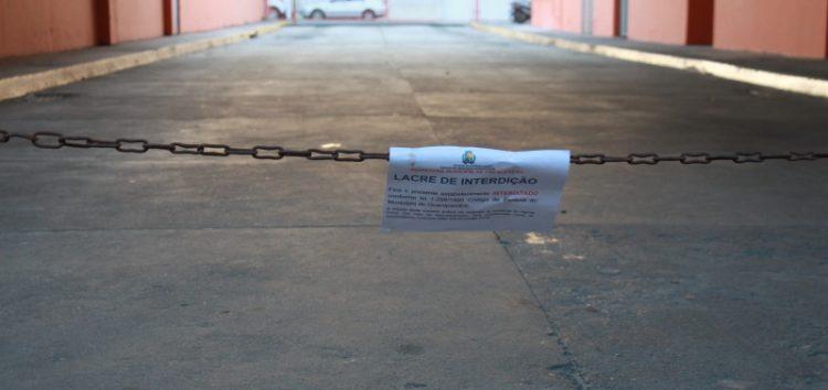 Terminal da Alvorada foi interditado hoje, mas empresa pretende reabrir amanhã