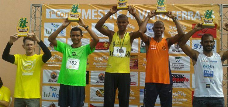 Atleta de Guarapari vence mais uma corrida e se prepara para Maratona