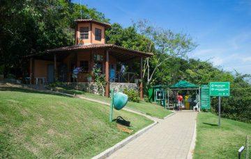 Parque Morro da Pescaria em novo horário para visitação