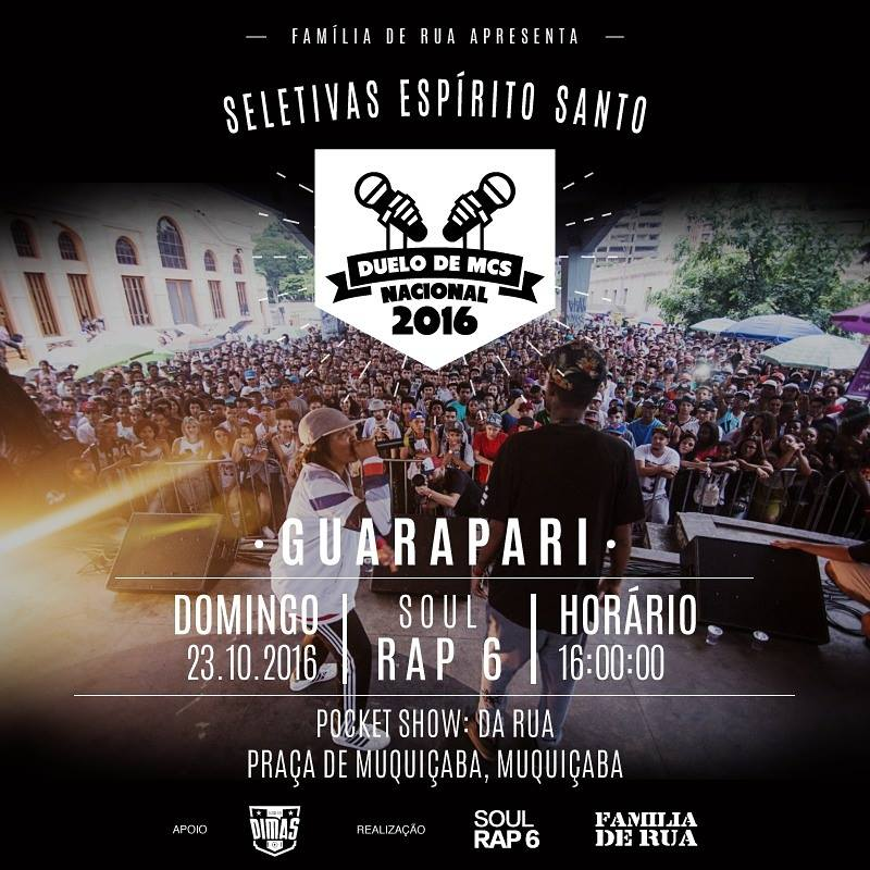 soul-rap-cartaz