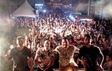 Banda Comichão abre o verão de Guarapari na próxima semana