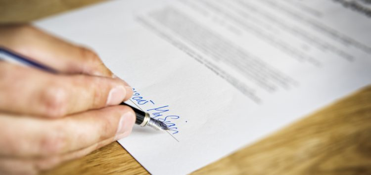 Dicas sobre contratos
