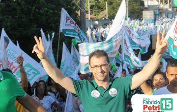 Entrevista: Fabrício Petri, prefeito eleito de Anchieta