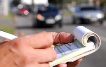 Multas de trânsito aumentam em até 300% a partir de novembro