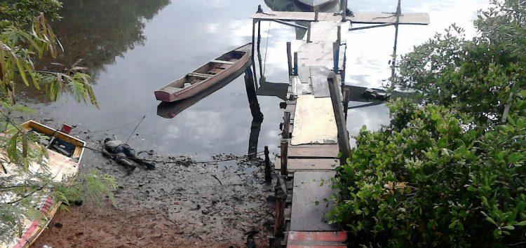Corpo de homem é encontrado próximo à Ponte de Guarapari