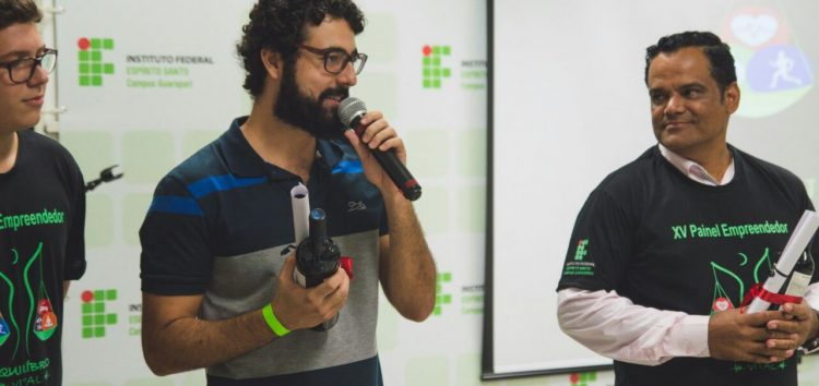 Alunos do campus Guarapari realizam Painel Empreendedor 2016