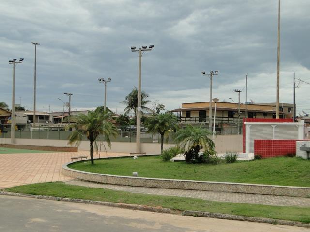 Praça de Jardim Santa Rosa