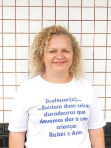 Beatriz Batista Brandão Dias moradora de Kubitschek.