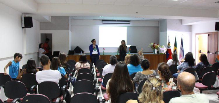 """Grupo """"Colorindo Sonhos"""" realiza primeira palestra sobre inclusão"""