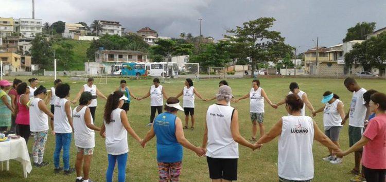Projeto Ginástica Legal promove saúde no bairro Kubitschek há quatro anos