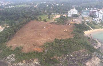 Morro da Praia de Bacutia vai receber condomínio com 22 casas