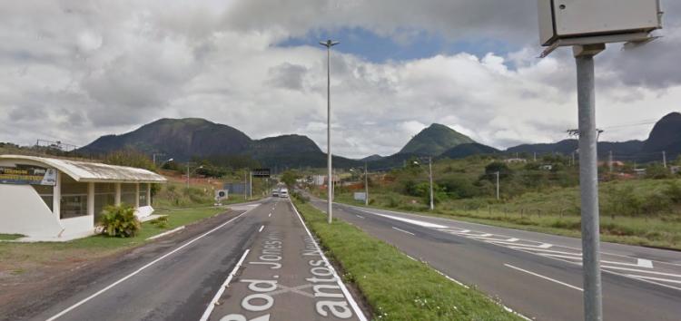 Radar registrou 592 infrações em um mês, em Guarapari