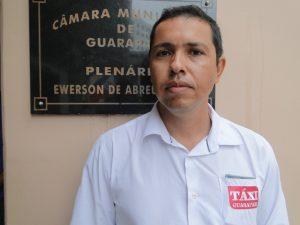Frank Araújo.
