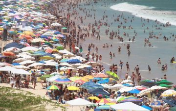Guarapari no top 20 dos destinos preferidos no verão