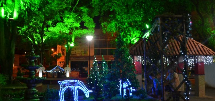 Natal Som e Luz começa neste domingo