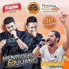 Henrique & Juliano e Jammil abrem o festival de verão na Pedreira