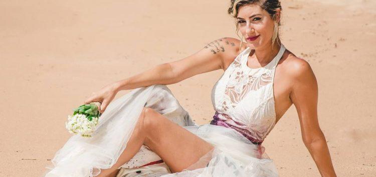 Professora de Guarapari faz ensaio pós-divórcio para levantar a autoestima