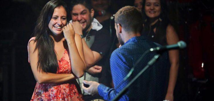 Emoção! Show de Jorge e Mateus no Mais teve pedido de casamento no palco