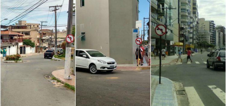 Mudanças no trânsito de Guarapari provocam dúvidas e queixas
