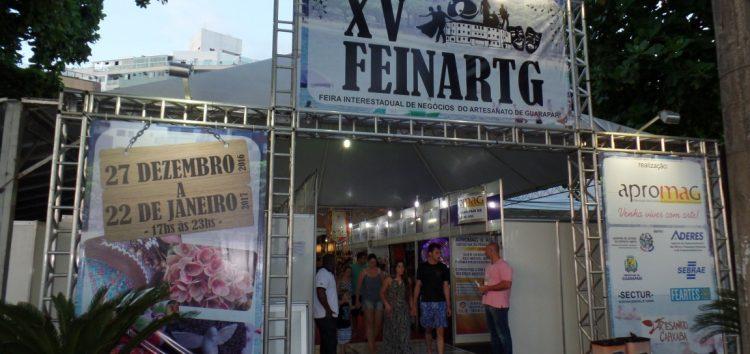 Estado abre seleção para artesãos participarem da Feinartg em Guarapari