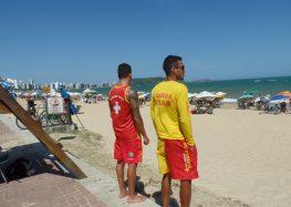 Equipe de guarda-vidas de Guarapari divulga 1º balanço quinzenal do ano