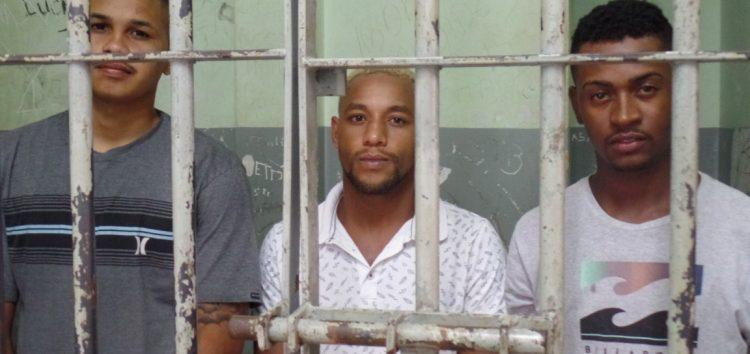 Três jovens são presos por assalto ao pedágio da Rodosol em Guarapari