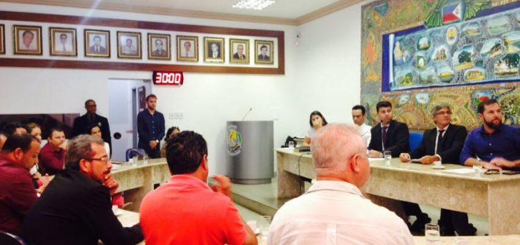 Câmara Municipal de Guarapari aprova contratação de DT's na educação