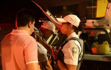 Blitz da Lei Seca em Guarapari apreende 27 habilitações