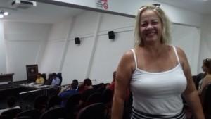 Professora efetiva, Maristela disse que o reajuste vai aumentar a motivação neste começo de ano letivo.