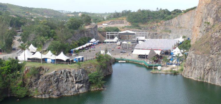 Pedreira encerra festival de verão com dois dias de esportes ao ar livre