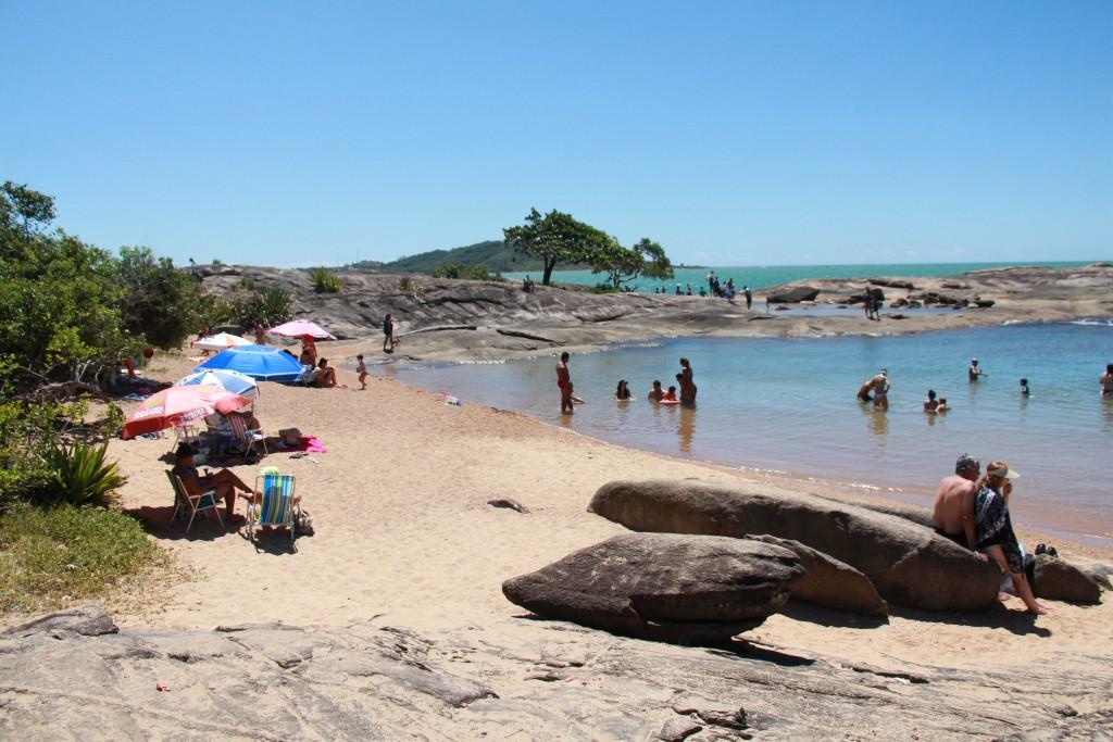 Praia dos Corais
