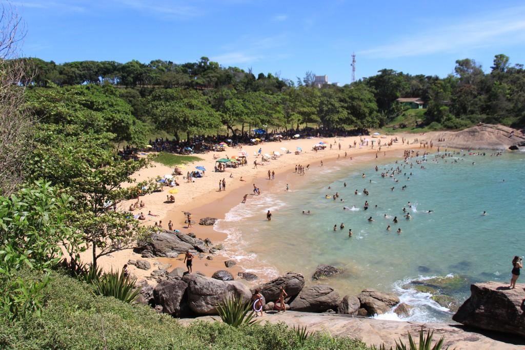 Praia dos Padres.