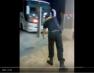 Vídeo: Sem cobertura no embarque, chuva na rodoviária de Guarapari prejudica passageiros