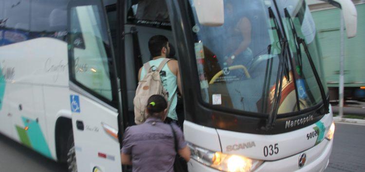 Começa período de recadastramento para transporte universitário