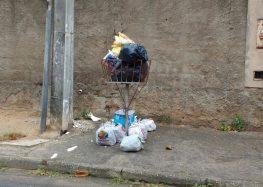 Estado de greve: Coleta de lixo em Guarapari pode parar a qualquer momento