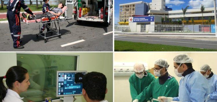 Saúde: Serviços de urgência e emergência funcionam normalmente durante o Carnaval