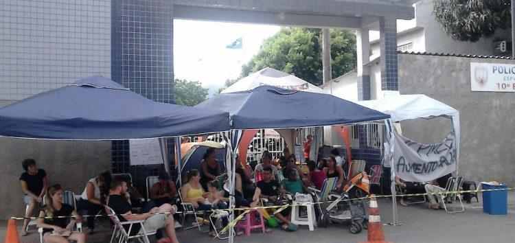 Guarapari: terceiro dia sem policiamento e população apreensiva