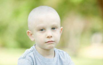 Câncer é a principal causa de morte por doença em crianças e adolescentes