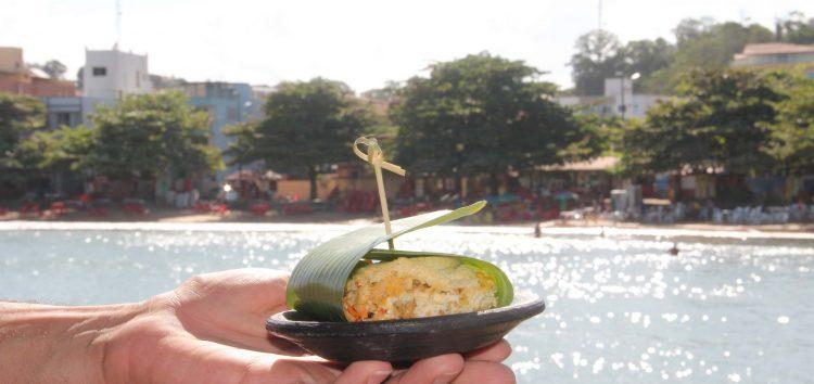 Festival de Torta Capixaba para comemorar a Semana Santa em Anchieta