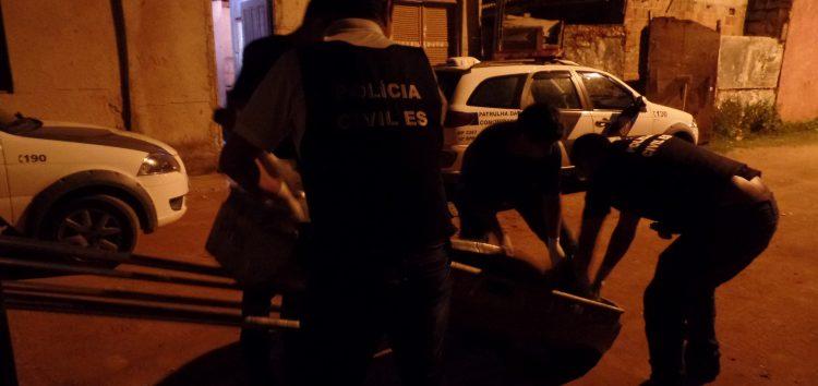 Guarapari mantém, em 2017, o mesmo número de homicídios do ano anterior