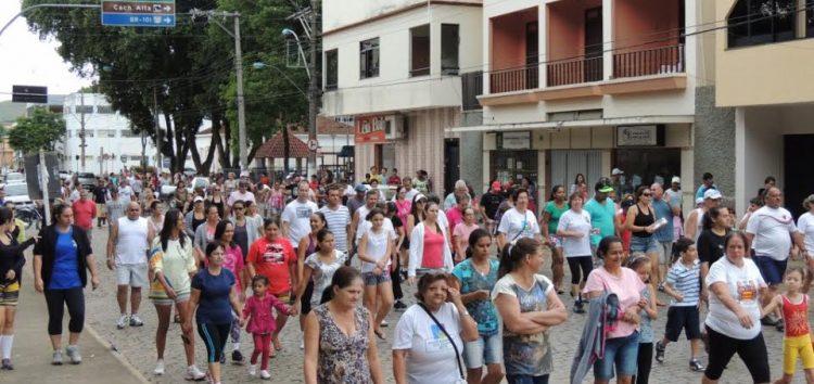 8ª Caminhada do Trabalhador deAlfredoChavesabreinscrições