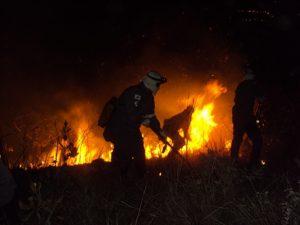 O curso de formação para bombeiros voluntários começa amanhã.