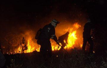 Defesa Civil realiza curso para bombeiro voluntário em Guarapari