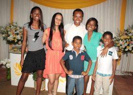A família de coração construída através do desejo em adotar