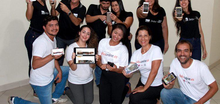 A redação – Conheça a equipe completa do FolhaOnline.es